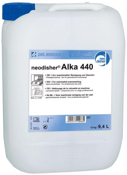 Dr. Weigert neodisher® Alka 440 Geschirrreiniger, flüssig