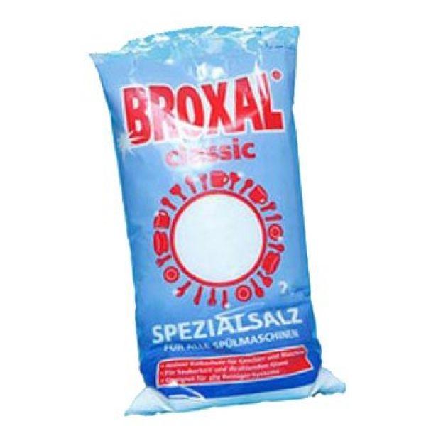 Broxal Regeneriersalz fein 1 Karton mit 6 x 2 kg Beutel