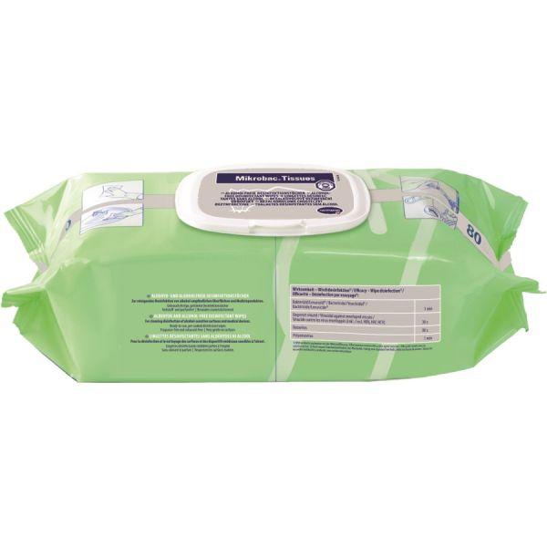 Bode Mikrobac® Tissues Desinfektionstücher
