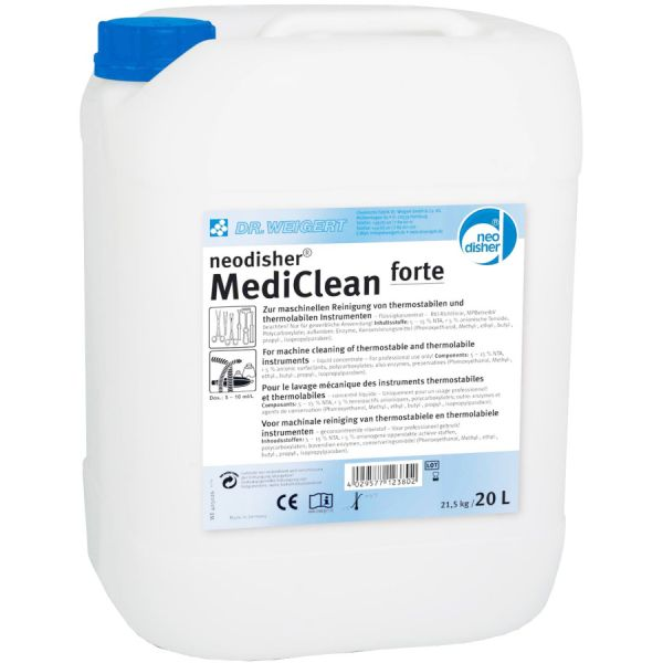 Dr. Weigert neodisher® Mediclean forte Universalreiniger