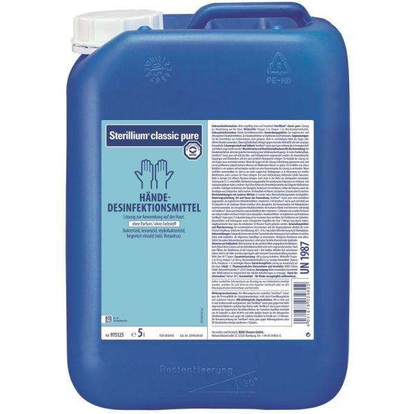 Bode Sterillium® classic pure Händedesinfektion