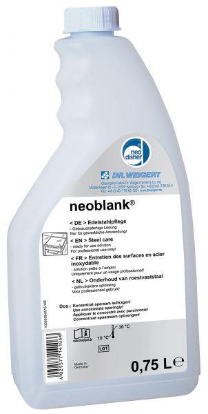 Neoblank Edelstahlpflege