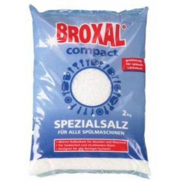 Broxal Regeneriersalz grob 1 Karton mit 6 x 2 kg Beutel